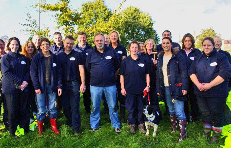 Thanks to Team BV Dairy