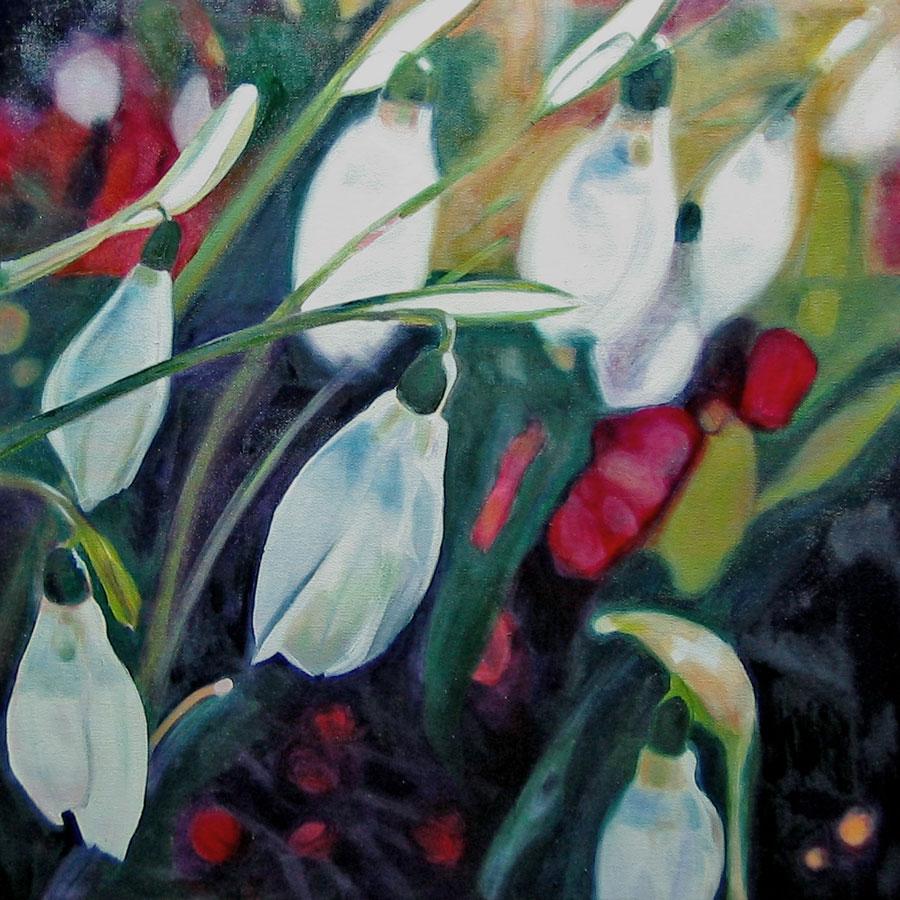 Shaftesbury Snowdrops Exibition 2021 - Gabrielle Bill